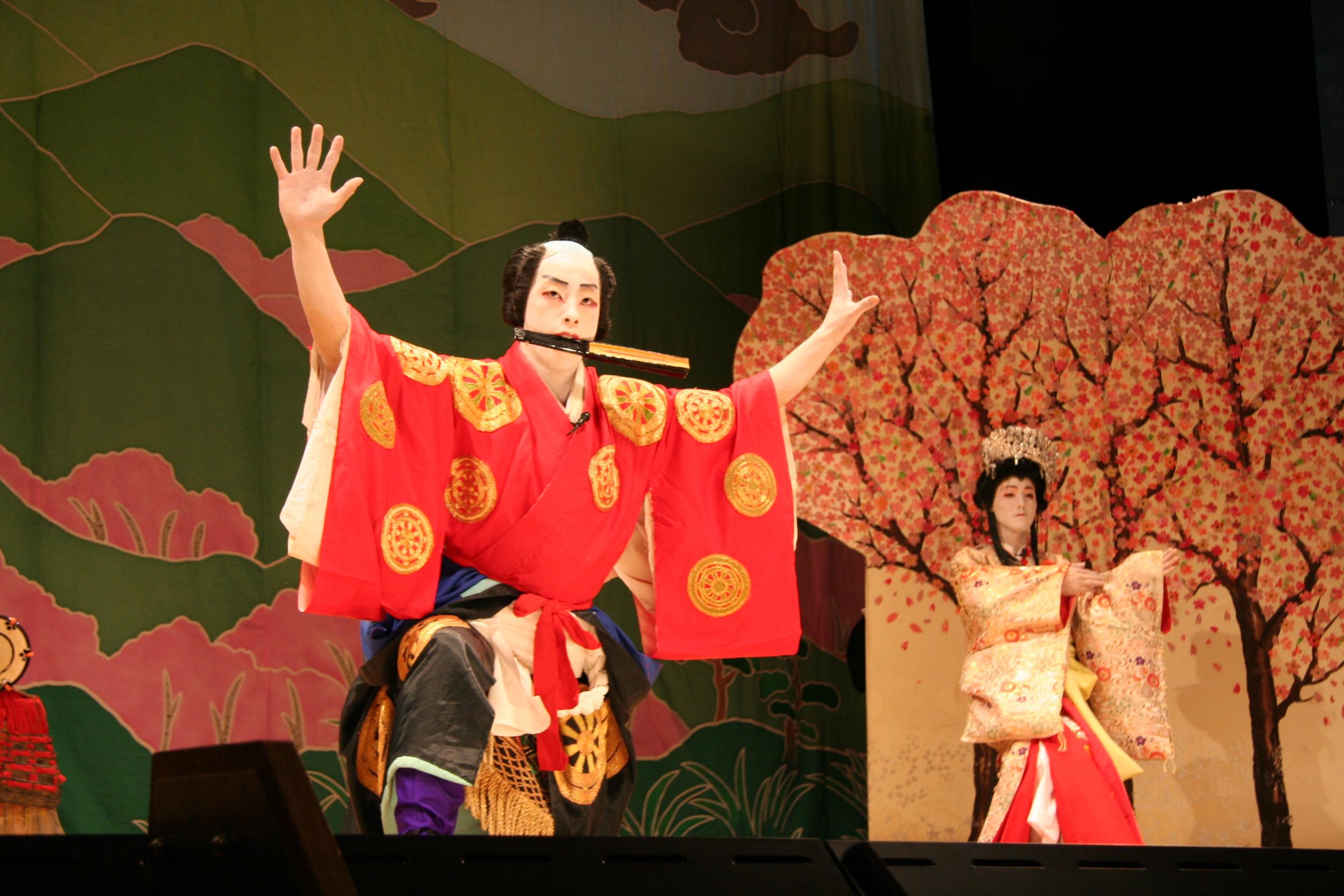 小原歌舞伎(五月公演中止)