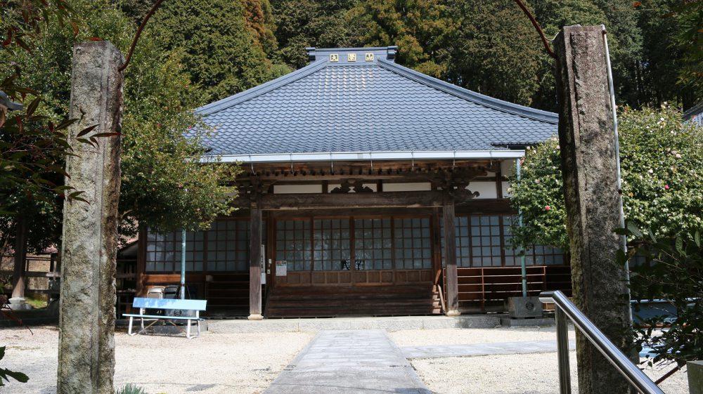 小原稲荷(松月寺)